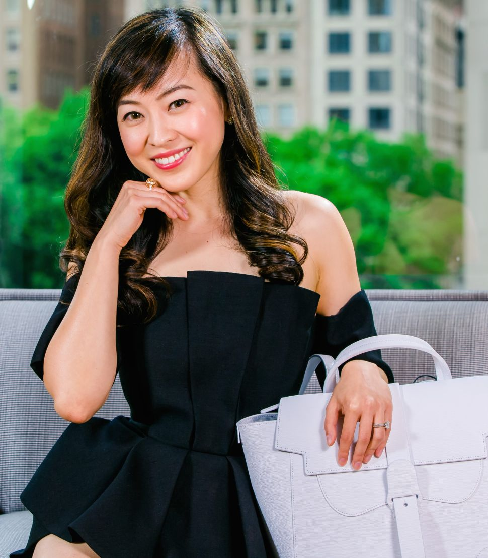 Senreve CEO Coral Chung on How an Instagram-Famous Handbag Redefined Luxury
