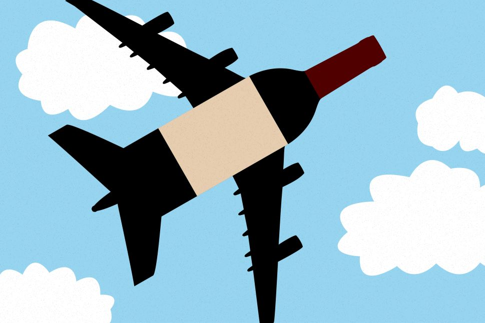 Somms in the Sky: How Airlines Are Taking In-Flight Wine Service to the Next Level
