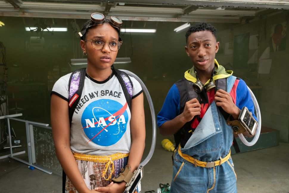 Teen Time Travelers Fight Racial Injustice in 'See You Yesterday,' a New Sci-Fi Classic