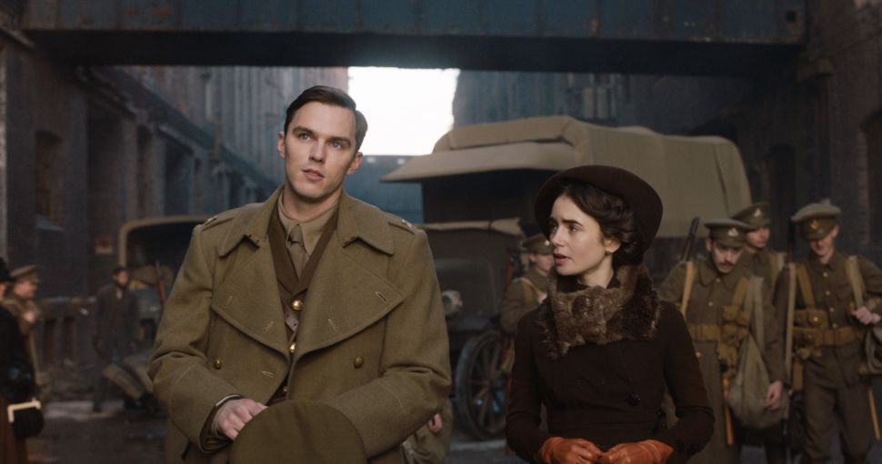 'Tolkien' Is Another Ho-Hum Biopic With the Tempo of a Funeral Dirge