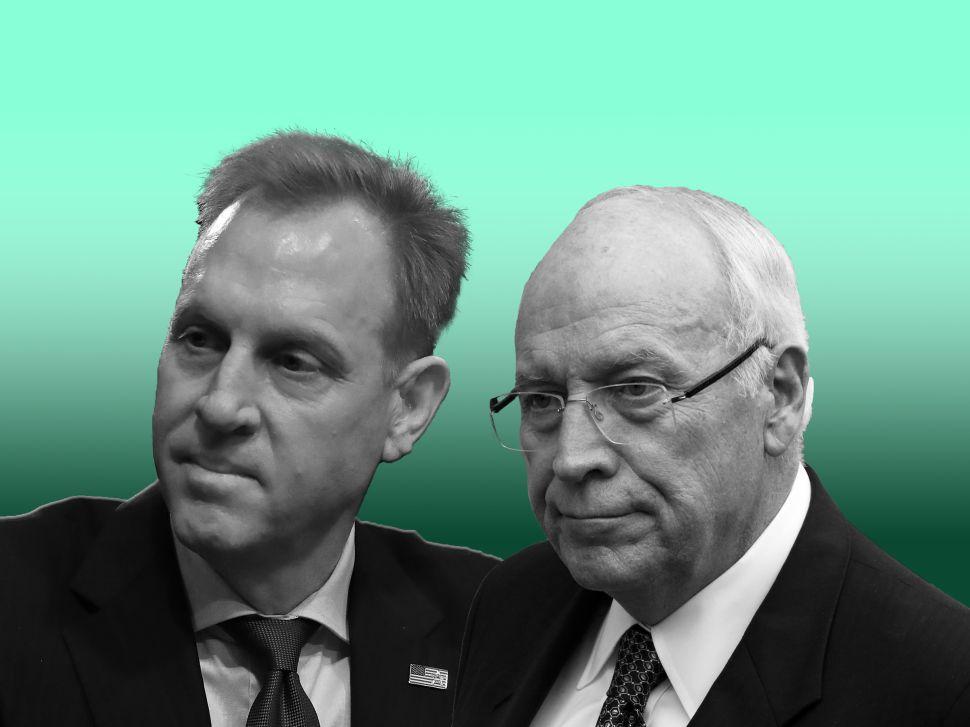 Is Trump's Defense Secretary Pick, Patrick Shanahan, Dick Cheney 2.0?