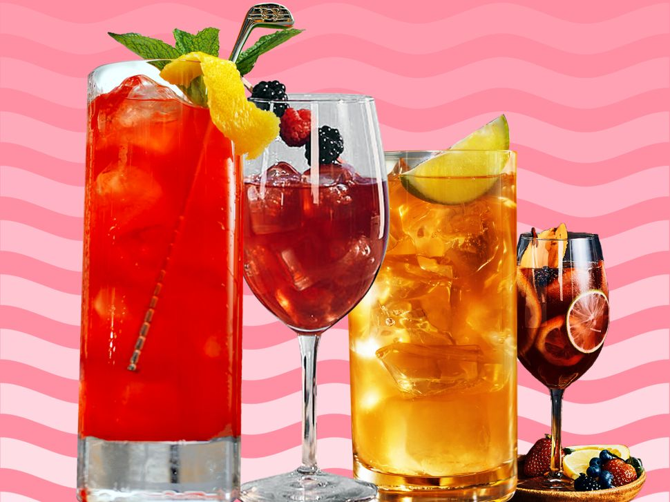 Easy Cocktails You Can Pack for Any Summer Picnic