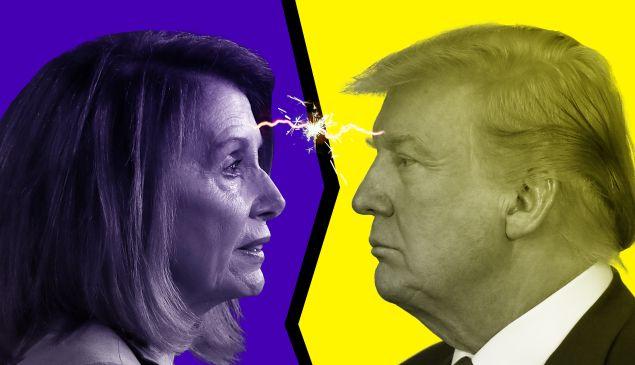 Nancy Pelosi or Donald Trump?