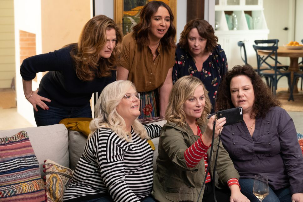 Amy Poehler and Her Ex-'SNL' Sidekicks Spin a Tale of Fart Jokes and Friendship in 'Wine Country'