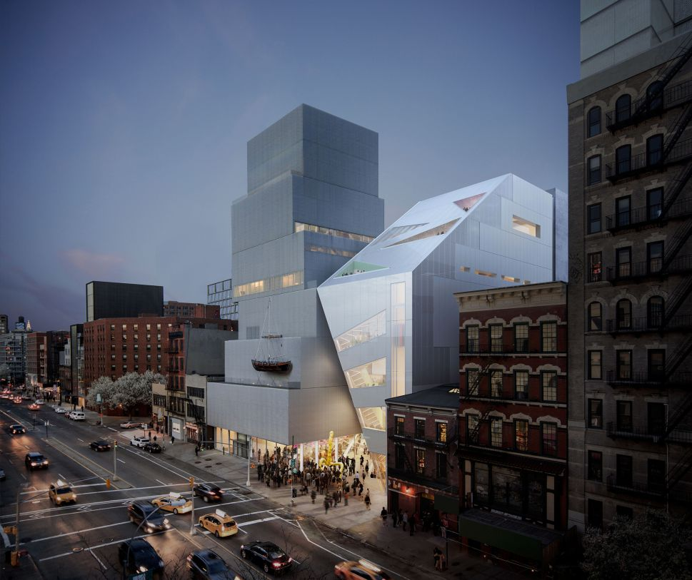 NYC's New Museum Is the Latest Art Institution Feeling the Pressure to Expand