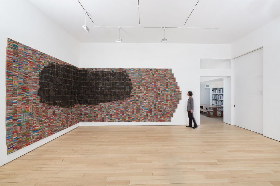 The Art-Making Trend Outshining Large-Scale Sculpture in New York City's Best Shows