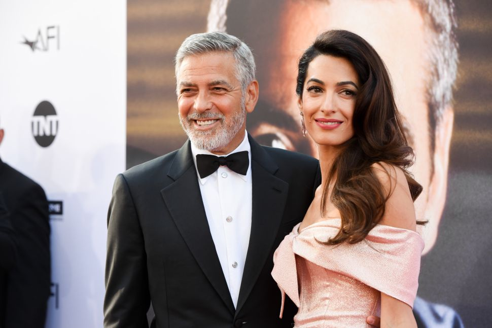Barack and Michelle Obama Went on the Ultimate Double Date in Lake Como With George and Amal Clooney