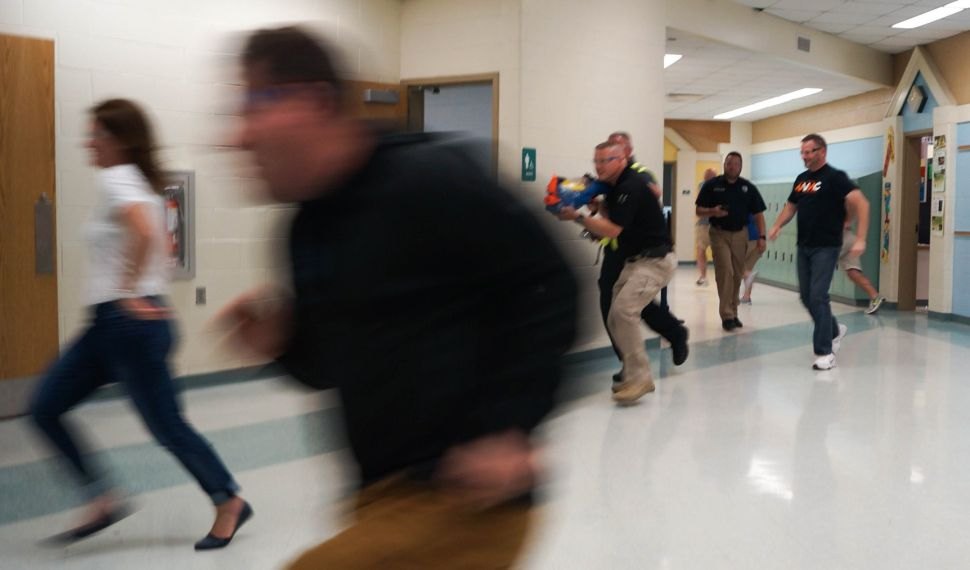 How Would You Face an Active Shooter? Drills for a Nation of Fear