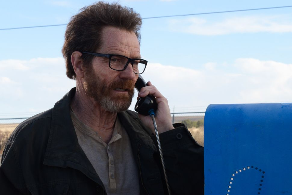 It Sounds Like Bryan Cranston Might Show Up in That 'Breaking Bad' Movie After All
