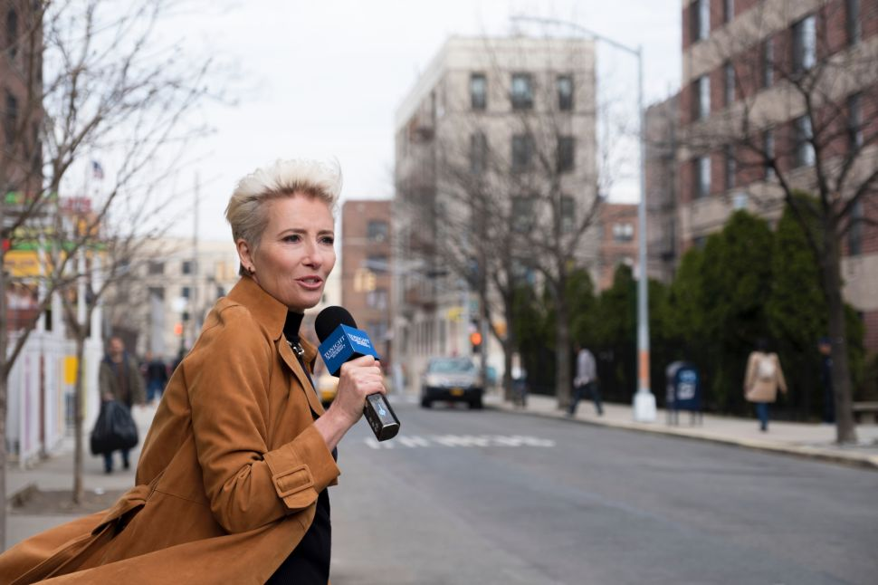 With No Real-Life Counterparts, Here's Who Inspired Emma Thompson's 'Late Night' Host