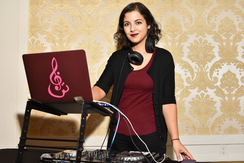 Palestinian DJ Infuses Female-Only Celebrations With Arab Rhythms: Q&A With DJ Fatin