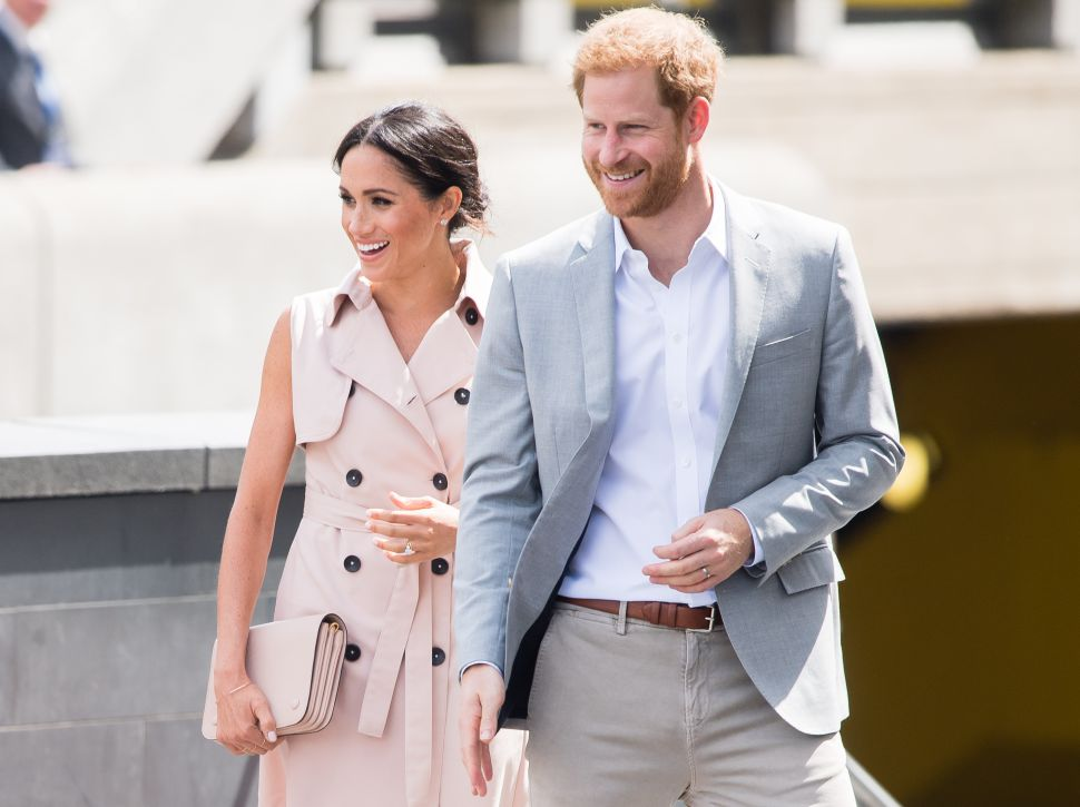 Prince Harry and Meghan's Royal Tour in Africa Will Honor Princess Diana's Legacy