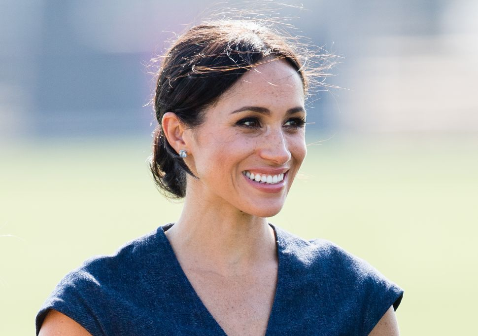 Meghan Markle Will Show Off Frogmore Cottage as Guest Editor of 'Vogue'