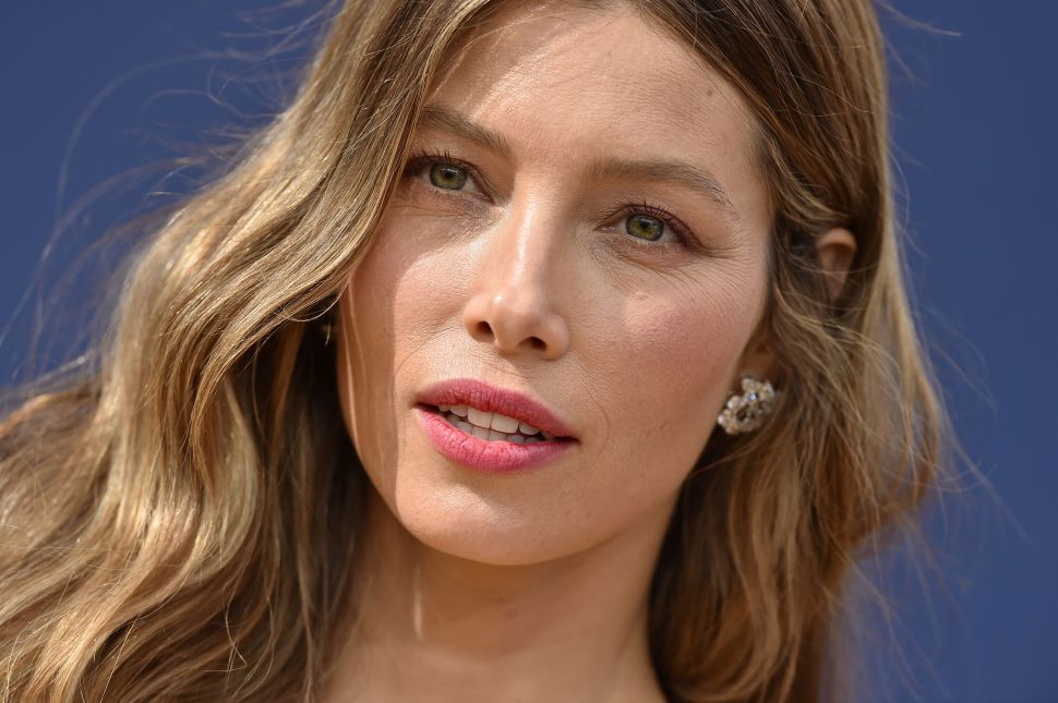 Jessica Biel Isn't Even Positive Which Vaccination Bill She's Opposing