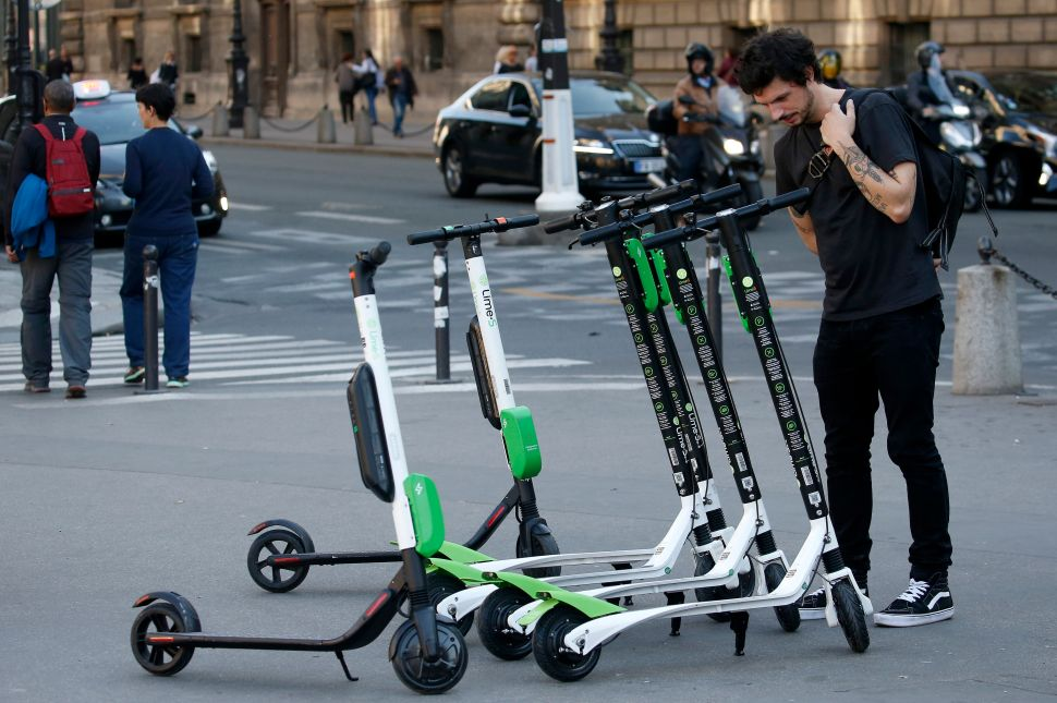 E-Scooter Lobbying Intensifies as New York Deliberates Legality Bill