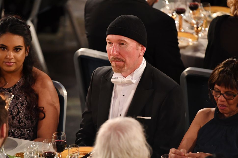 U2's The Edge Just Lost a Battle to Build His Tacky Malibu Dream Mansion
