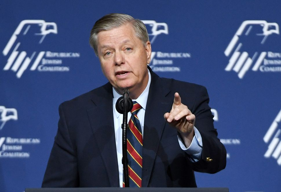 Lindsey Graham Says Iran Needs to Prepare for 'Severe Pain' After Drone Attack