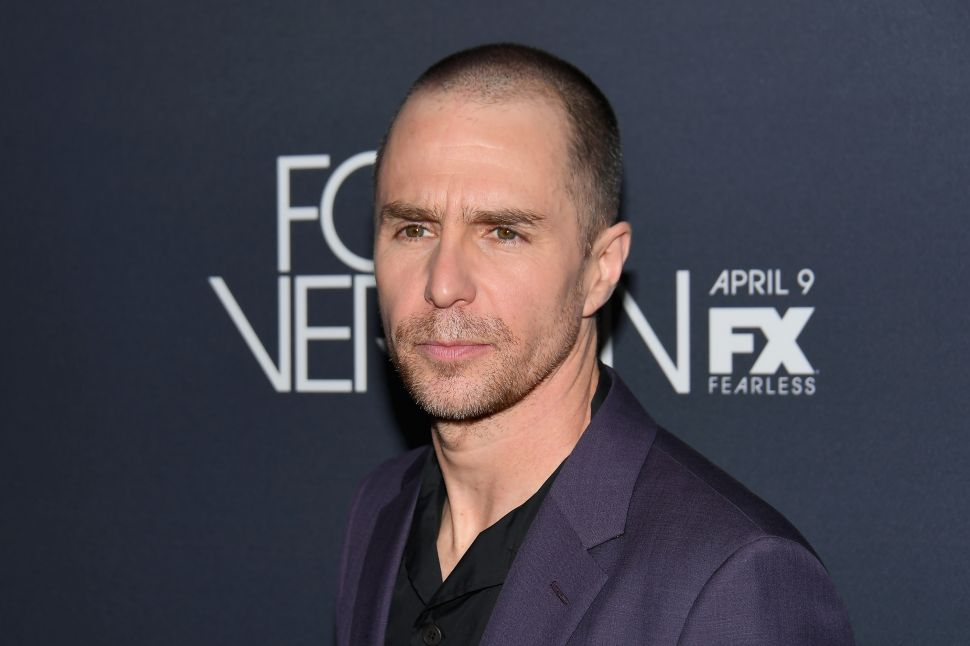 Sam Rockwell Wants to Pivot Away From Playing Racists