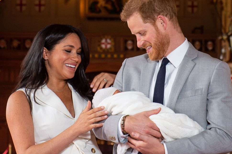 Prince Harry and Meghan Markle Are Back to Renovating Frogmore Cottage for Baby Archie