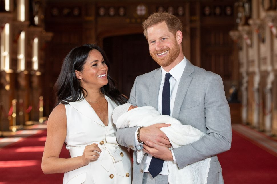 Prince Harry and Meghan Markle Are Bringing Archie on Their South Africa Royal Tour
