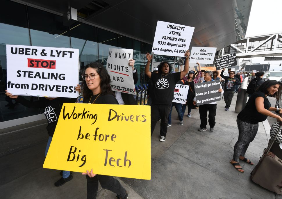 A Gig Economy Bill in California Aims to Protect Contract Workers