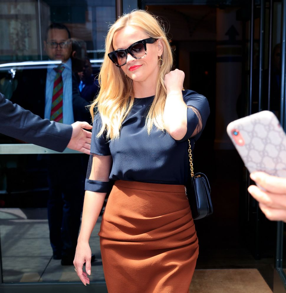 What Reese Witherspoon Should Do While She's in New York City