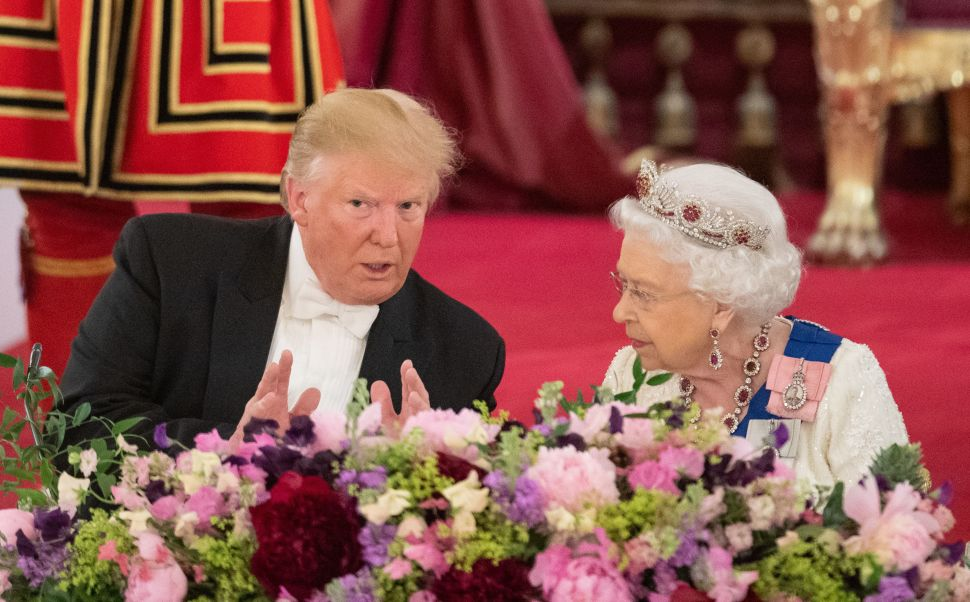 Trump's History of Lies About the British Royal Family Spans Decades