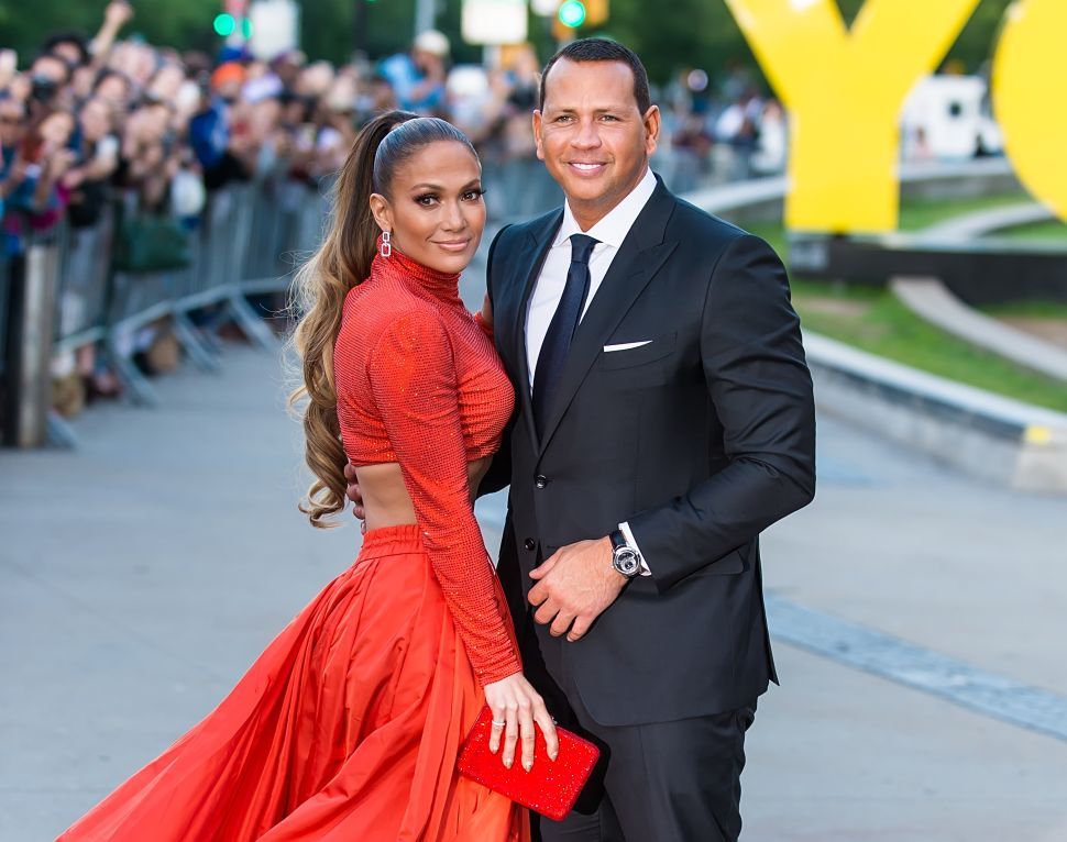 Alex Rodriguez and Jennifer Lopez Considered a $42.5 Million Soho Penthouse