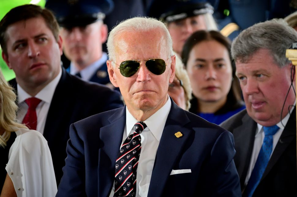 Joe Biden Calls for 'Clean Energy Revolution' After Green New Deal Jab