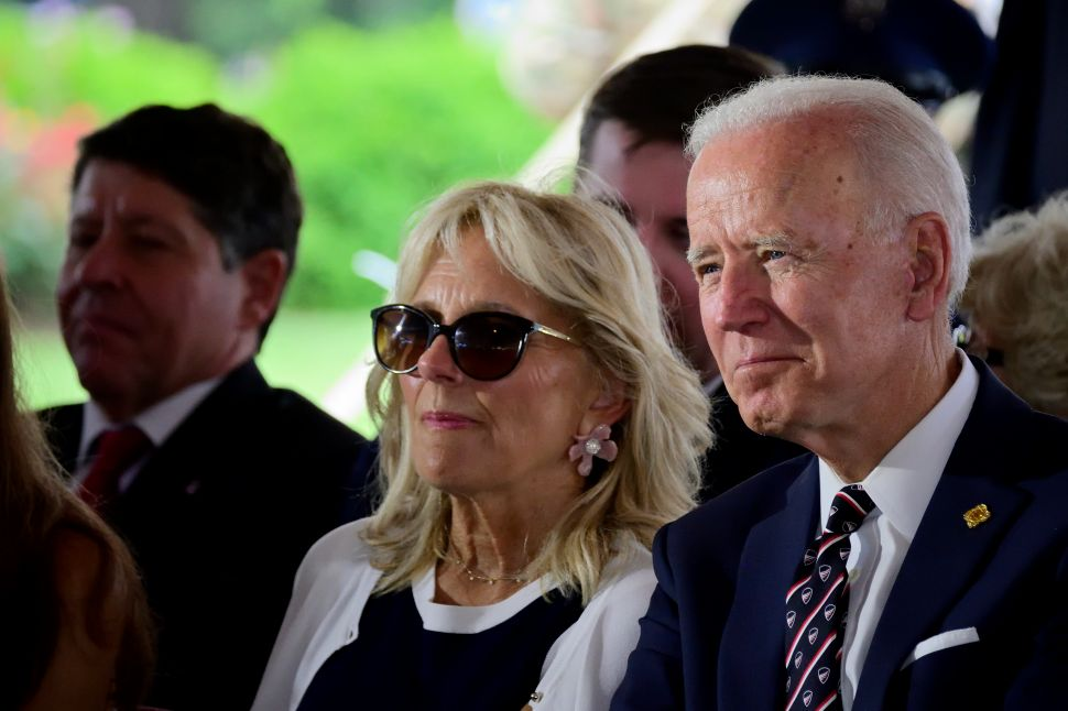 Vogue Wants You to Know That Jill Biden Is Very, Very Nice