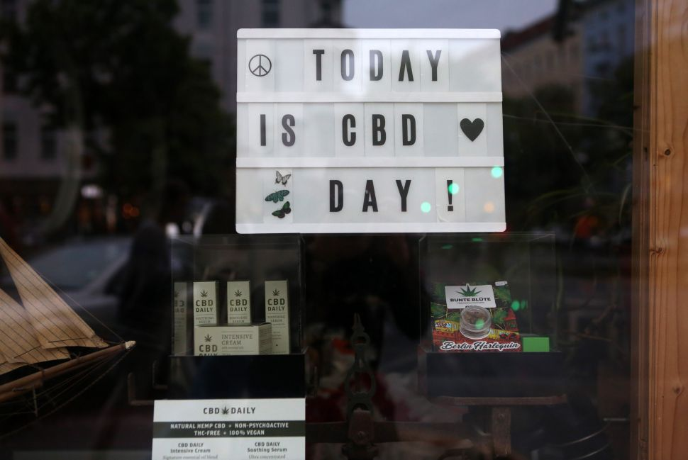 Study: 90 Percent of CBD Businesses Are Operating in FDA 'Gray Area'