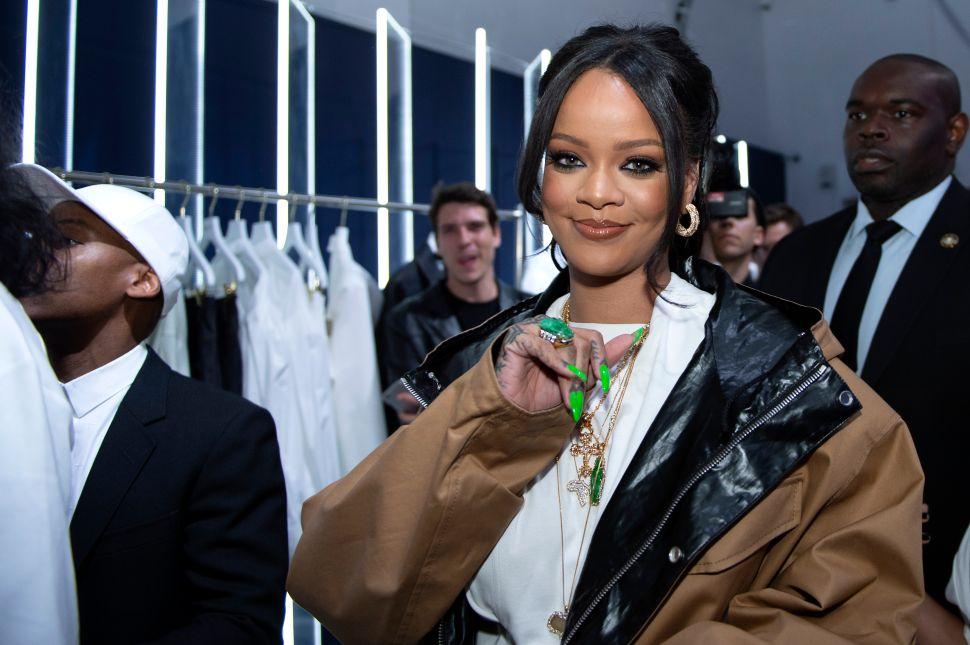 Rihanna Opens Up to Sarah Paulson About Having Children