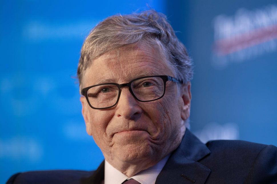 Bill Gates Regrets Not Creating an Android-Like Operating System at Microsoft