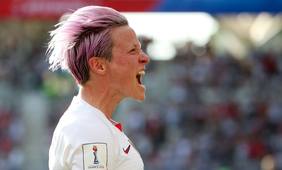 A Look at Megan Rapinoe & Other Athletes Who Said 'I'm Not Going to the F*****G White House'
