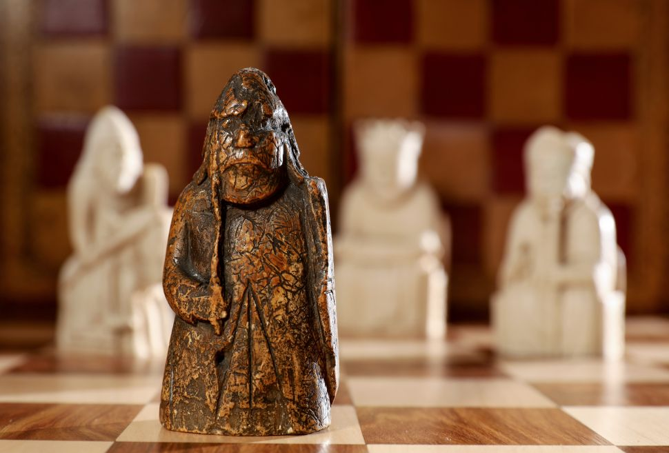Lost Chess Piece Found After 55 Years Could Fetch $1 Million at Auction