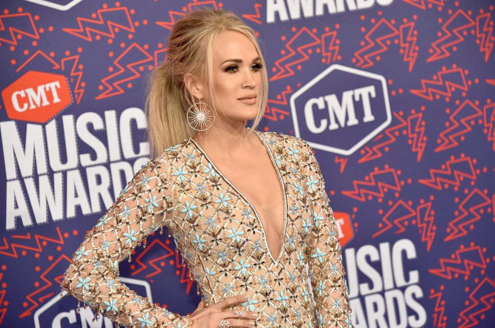 Did Carrie Underwood Steal an NFL 'Sunday Night Football' Song?