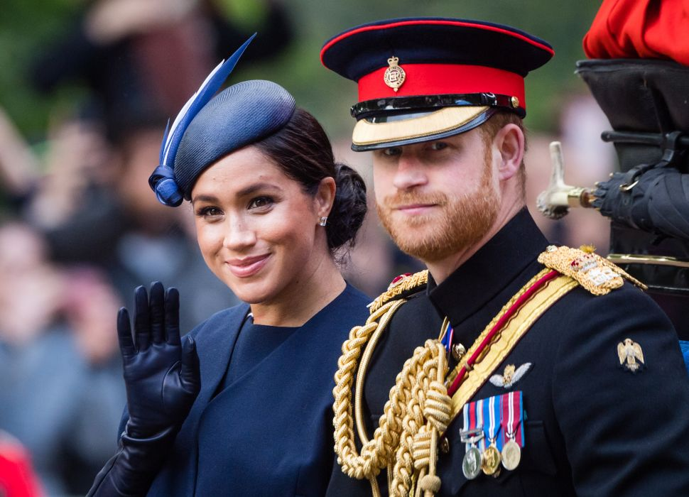 Prince Harry and Meghan Have Been Quietly Hosting Regal Dinners at Frogmore Cottage
