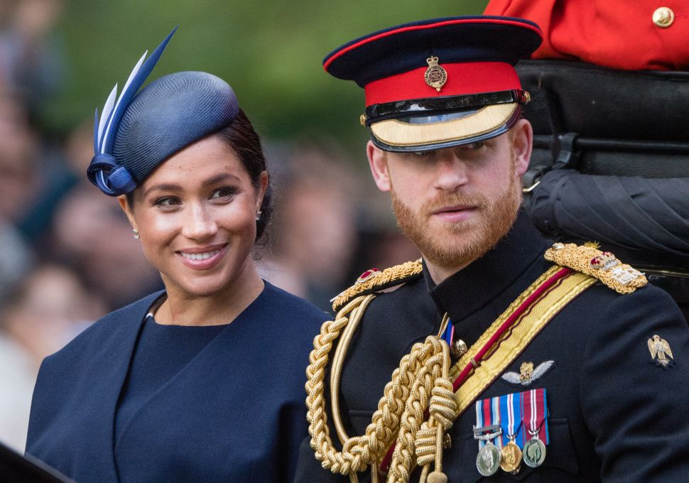 Prince Harry and Meghan's Frogmore Cottage Renovations Cost Taxpayers $3 Million