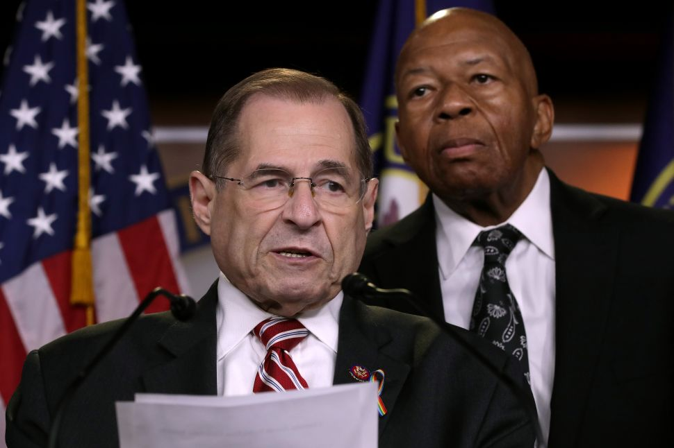 Jerry Nadler and Other Democrats Discuss Forming Special Impeachment Committee
