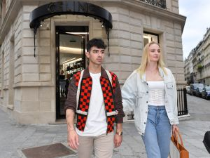 Sophie Turner Joe Jonas paris