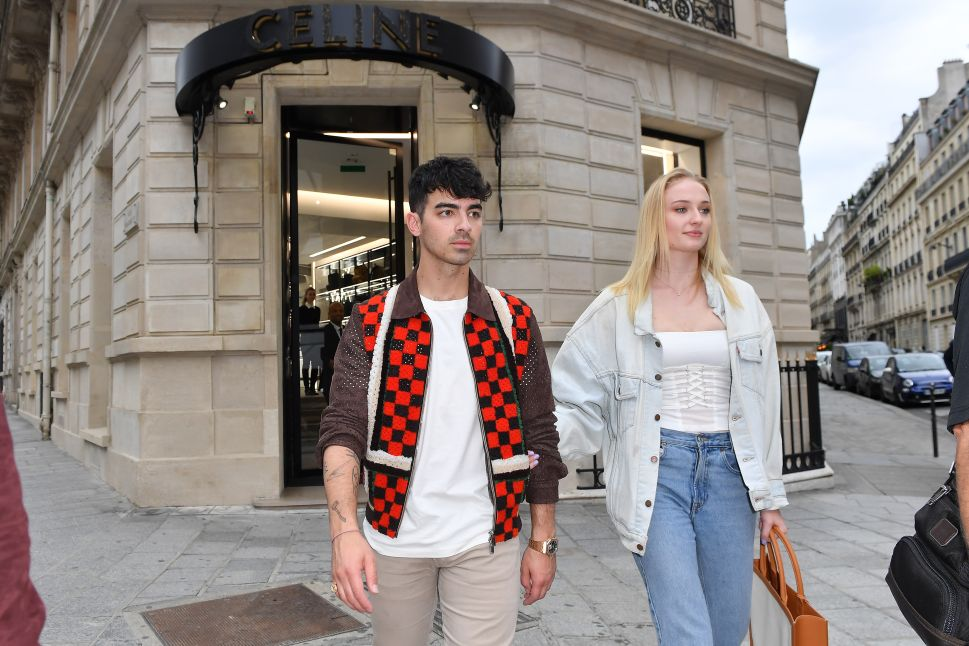 Sophie Turner and Joe Jonas' Paris Wedding Prep Includes a Champagne Boat Ride and Eiffel Tower PDA