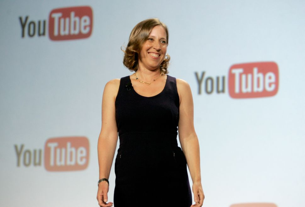 YouTube CEO Says She Doesn't Know What Would Happen If Google Splits