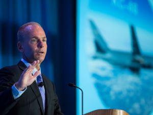 Boeing CEO Dennis Muilenburg.