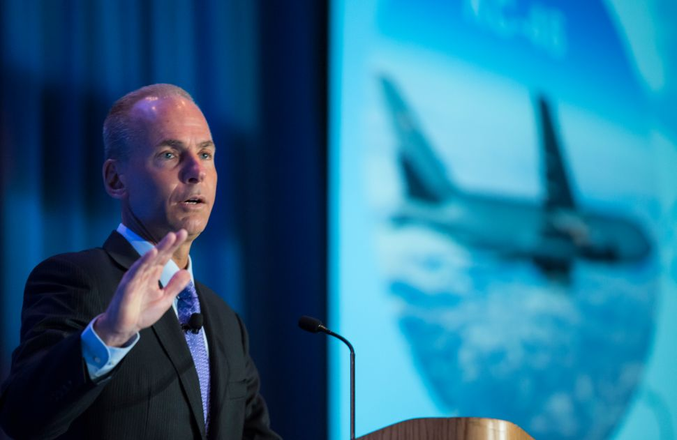 The Time Has Come for the CEO Of Boeing to Resign