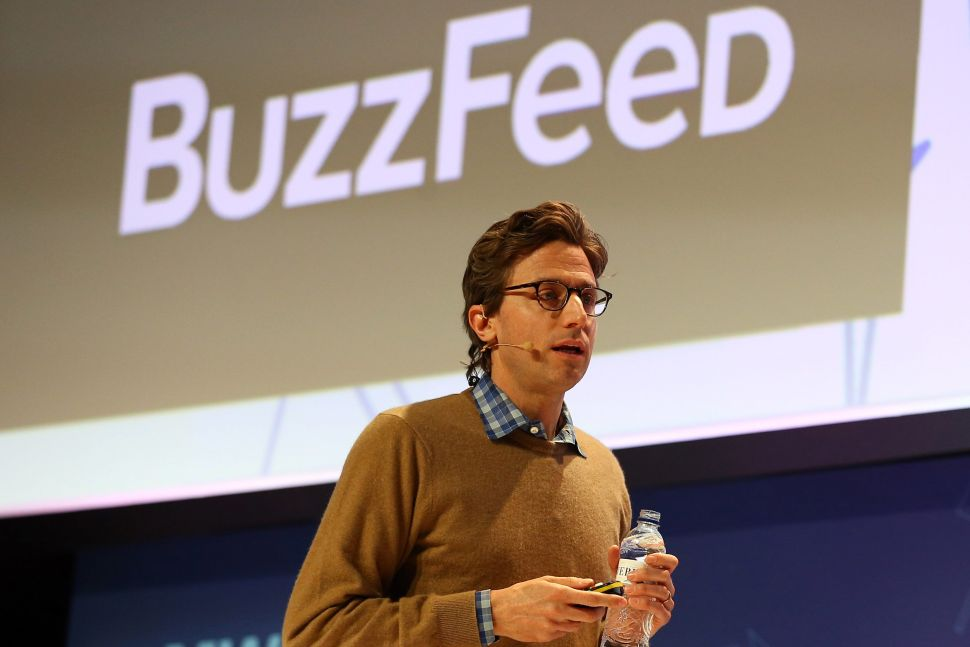 BuzzFeed's CEO Discusses Newsroom Layoffs and the Future of Journalism