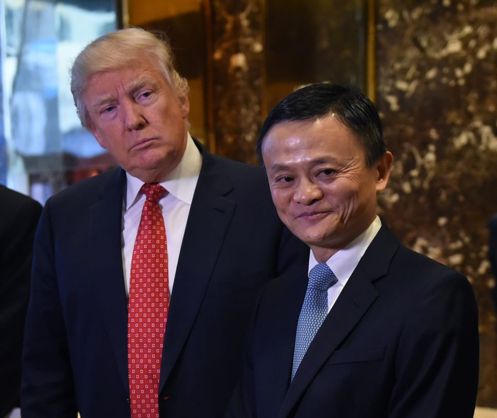 Could Trump's Trade War Crush Chinese Tech Founders' Dreams of US IPOs?