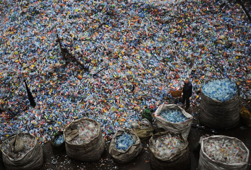 Recycling Is Colonization: Nothing Matters Anymore