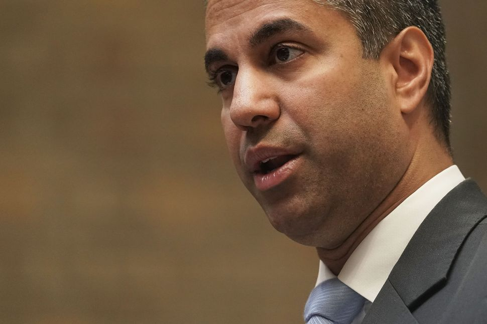 FCC Chair Ajit Pai Says Internet Speeds Have Increased Since Net Neutrality Repeal