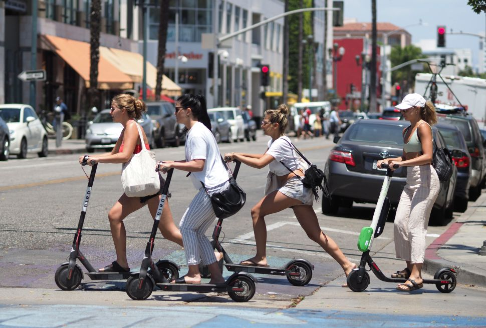Increasing Electric Scooter Injuries Are a Cause for Concern, Study Shows