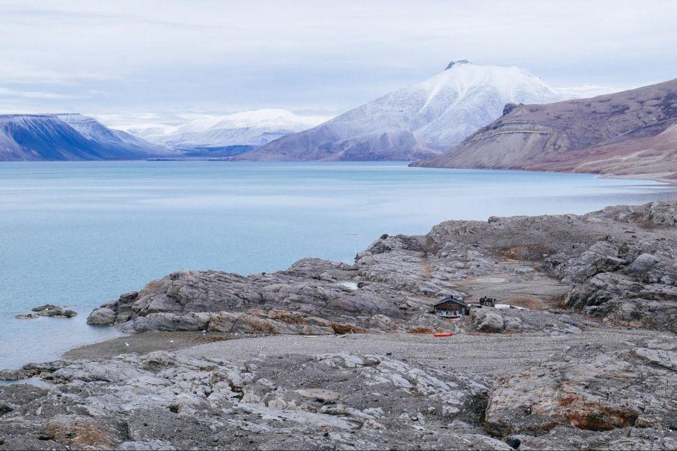 Sea Kayak by Day and Sauna at Night at This Svalbard Glacier Lodge
